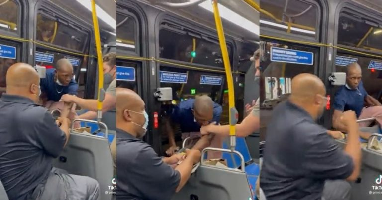 New York Is One Wild Place 'Just get off the bus'