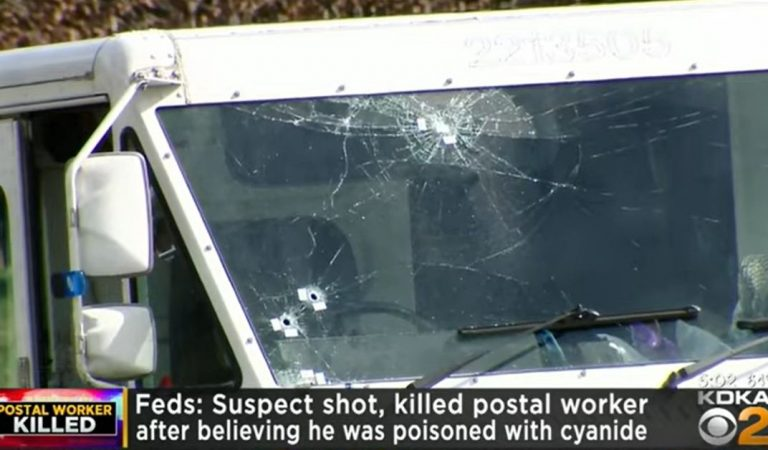 Fear Thy Neighbor: Man Confesses to Shooting Postal Worker In The Head; Believed He Poisoned His Family With Cyanide