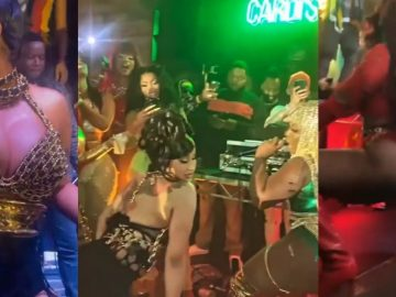 See The Clips From Cardi B's Dancehall Themed Birthday Party