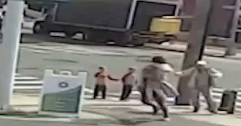 Video Shows Stranger Snatch 3-Year-Old From a 65-Year-Old Grandmother's Arms in NYC