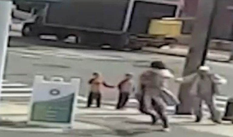 'That guy just scooped up that little girl': Video Shows Stranger Snatch 3-Year-Old From a 65-Year-Old Grandmother's Arms in NYC