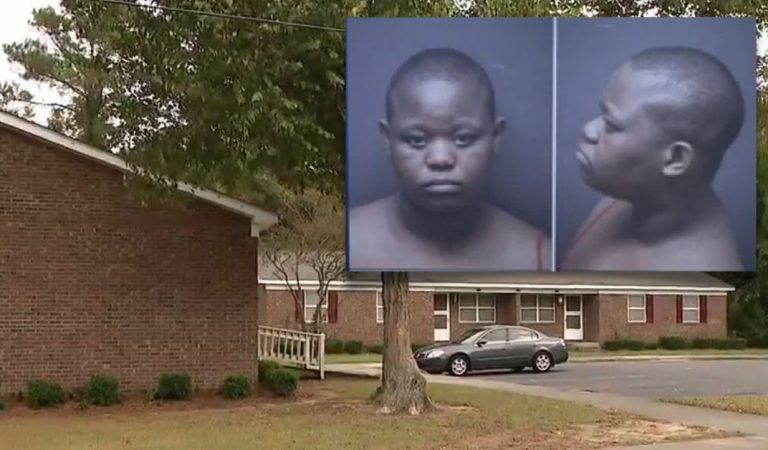 Police Reportedly Witness North Carolina Mother Stab Her Own 1-Year-Old Daughter In The Back