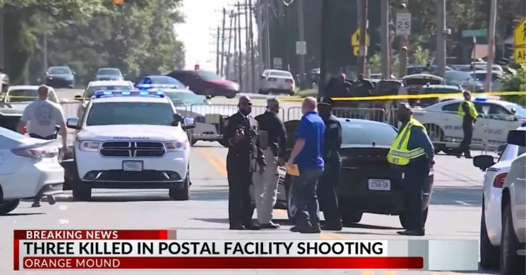 3 Dead, Including Gunman After USPS Worker Guns Down Two Co-Workers and Self in Memphis