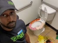 Subway Employee Fired After Recording Himself Walking All Over Food and More