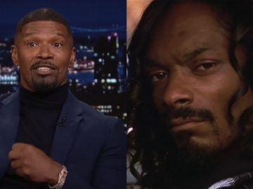 Jamie Foxx Says He Recruited Snoop Dogg to Scare His Daughter's Boyfriend