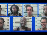 7 Women Ages 35-57 Arrested During Prostitution Sting in Alabama