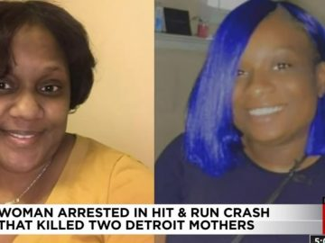'7 children lost their mother': 30-Year-Old Woman Arrested in Horrible Hit-and-Run Crash That Killed 2 Detroit Mothers