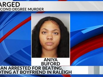 Raleigh, Memphis Woman Arrested After Allegedly Beating and Shooting at Her Boyfriend