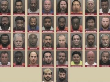 Disturbing Details: Pastor, Teacher Among 125 Men Arrested in a Florida County in Undercover Human Trafficking Operation