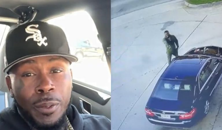 'I wanted to whoop him': Man Speaks Out After He Pulled a Gun On a 14-Year-Old Trying to Steal His Car In Atlanta