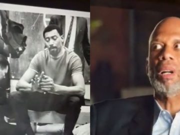 'Oh my God!': Kareem Abdul-Jabbar Tells a Story About Wilt Chamberlain Spitting on Someone In The Elevator