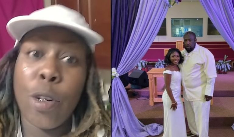 One Trifling A** Story: Woman Exposes 55-Year-Old Man She Dated That Eventually Married Her 18-Year-Old Daughter