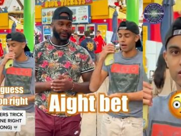 He Hurting: If A Guy Answers Trick Question Correctly, He Gets $10k...This Is How It Went Down