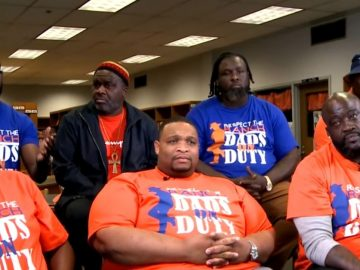 Dads On Duty: Fathers Step In To Help End The Violence Within Louisiana High School