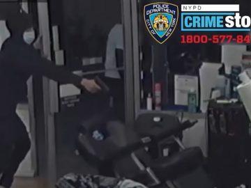 Terrifying: Surveillance Video Captures Gunmen Take Turns Shooting Man in NYC Barbershop