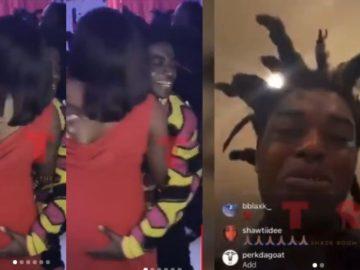 Kodak Black Addresses Viral Clip of Him Grabbing His Mother's A**