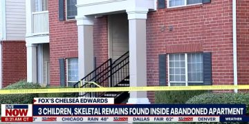 3 Abandoned Children Found Living With Skeletal Remains; Possibly Body of 9-Year-Old in Houston