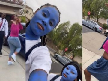 Family Goes Viral After Recreating 'Proud Family' Characters for Halloween