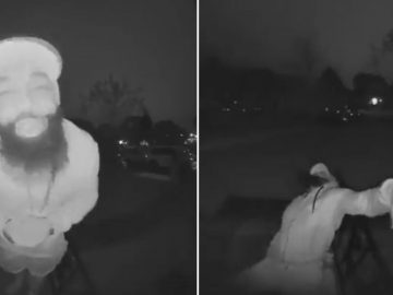 Snot Running & All: Guy Goes Full 'Tyrese' Mode On Ring Camera Over His Ex-Girlfriend