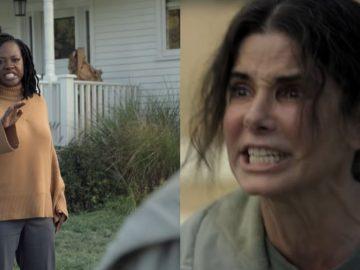 'The Unforgivable' Starring Sandra Bullock, Viola Davis & Vincent D'Onofrio [Official Movie Trailer]