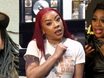 Keyshia Cole 's Brother Sammy Goes On A Odd Rant About His Sisters Reporting His Page