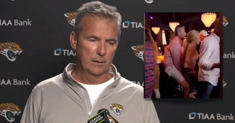 Jacksonville Jaguars Head Coach Urban Meyer Apologizes After Video With Him and Unknown Woman Goes Viral